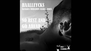HAALLEYCKS - Bad Karma (K&R First Test)