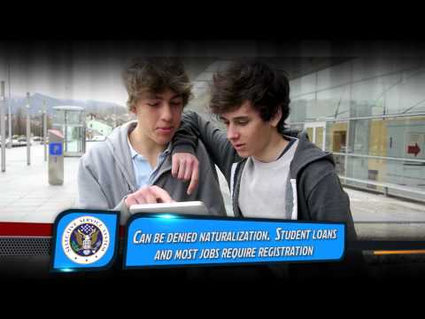 Selective Service - What young men should know
