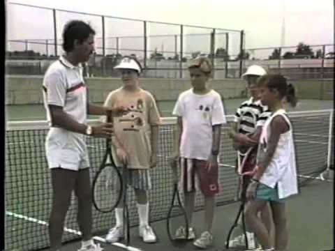 Byron Buckley - Tennis Education Video