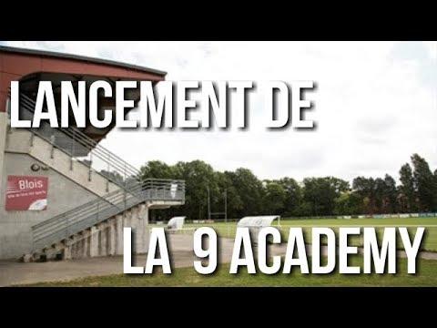 Lancement de la 9 Academy !