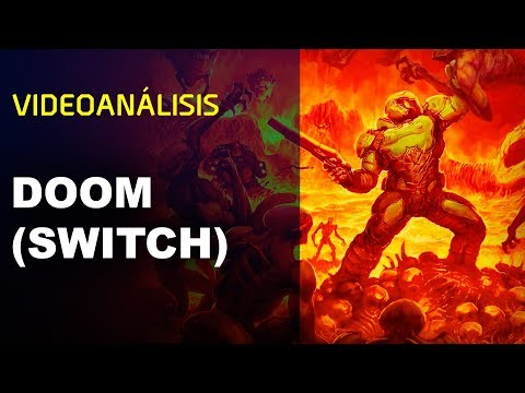 Vídeo ANÁLISIS de DOOM para Switch