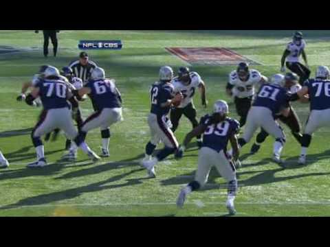 2009 Wild Card Ravens @ Patriots
