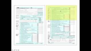 ¿Sabe cómo funciona la declaración de impuestos federales en los EEUU?: Parte 1