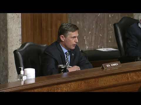 Heinrich Votes To Advance Haaland Confirmation For Secretary of Interior