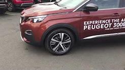 Arbury Group – Peugeot 3008 SUV European Car of the Year 2017