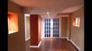 Interior Design ( Basement Renovation)