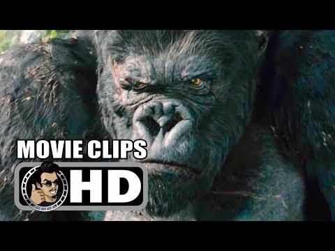 KING KONG - 4 Movie Clips + Trailer (2005) Peter Jackson, Jack Black Action Movie HD - Ruslar.Biz
