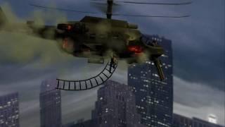 Duke Nukem Manhattan Project - E1L3 - Helicopter Boss