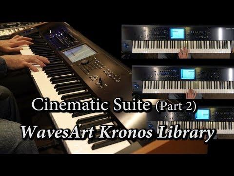 WavesArt Cinematic Suite Kronos EXs Library (Part 2)