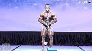 Scitec Men Of Steel 2019 - Men's Bodybuilding  Below-75kg