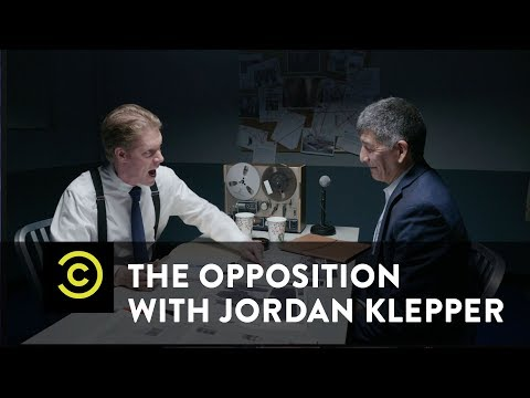 Tim Baltz Takes on the FBI - The Opposition w/ Jordan Klepper