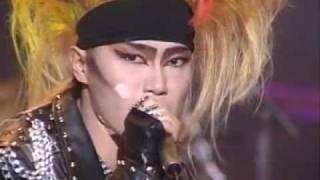 X JAPAN Silent Jealousy (Tokyo Dome 1992.01.07)