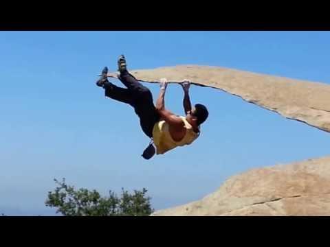 Bouldering Potato Chip Rock