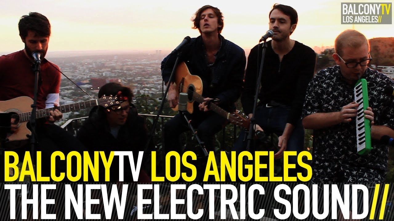 The New Electric Sound What If I Disear Balconytv