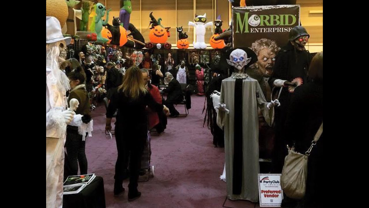 halloween and party expo 2015 youtube - New Orleans Halloween Parties