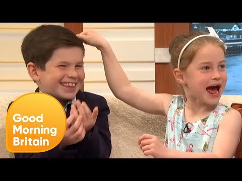 The Gogglebox Kids Review GMB! | Good Morning Britain