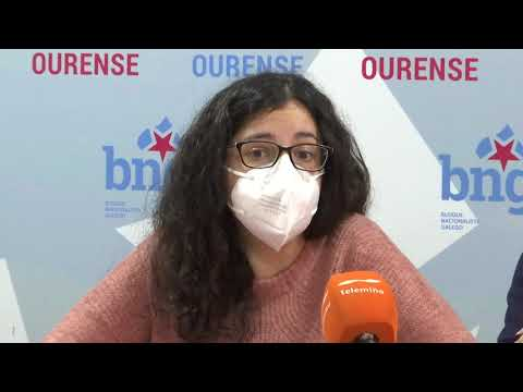 """O BNG carga contra los tres """"macroproyectos eólicos"""" previstos para Ourense"""