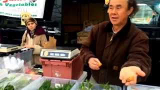Iphone Movie - Farmers Market In University District  ユニバーシティ・ディストリクトのファーマーズ・マーケット