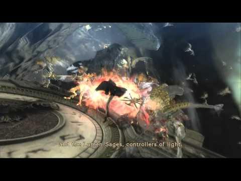 Bayonetta (Test Video)