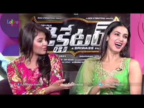 Sonal Chouhan Singing Her Song Wats Up Baby | Dictator | Balakrishna | Anjali