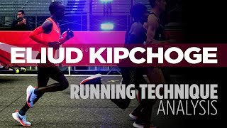 Running Technique Analysis: Eliud Kipchoge