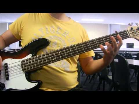 Zigby - Theme Song | Bass Cover