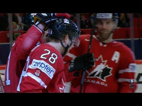 Belarus - Canada 1-4