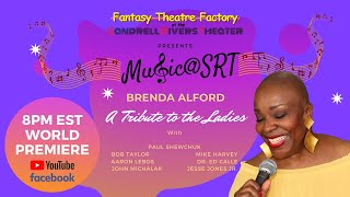 Music@SRT: Brenda Alford A Tribute To The Ladies Virtual Concert