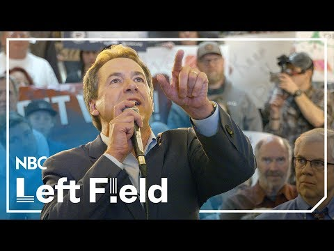 How to Run for President When No One Knows Who You Are | NBC Left Field