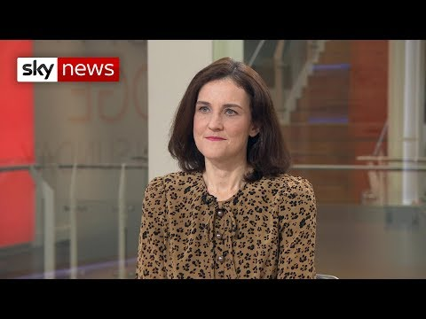 Theresa Villiers: There is 'fear-mongering' over a no-deal