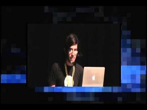 Aaron Swartz keynote