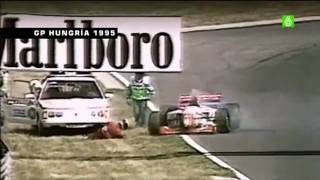 El piloto con mas mala suerte en toda la historia de la F1
