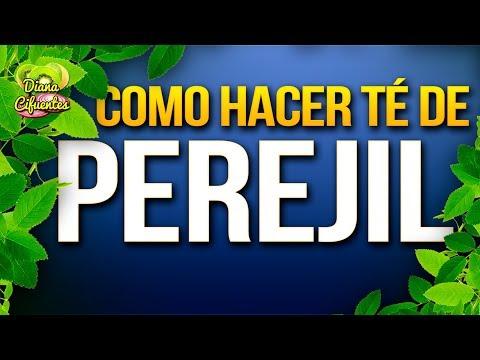 Infusion De Perejil - Para Que Sirve El Te De Perejil - Como Hacer Te De Perejil