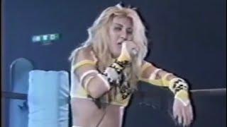 北斗晶 ビックマウス 喋るプロレスラー versus 尾崎魔弓 Japan Women's ...