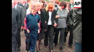 N. IRELAND: MAN CHARGED WITH QUINN BROTHERS MURDER COURT HEARING