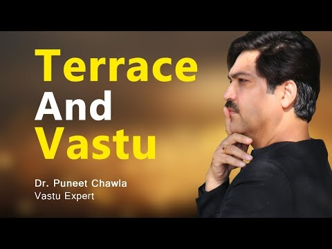 How to Maintain Your Terrace ? Vastu Tips for the Terrace