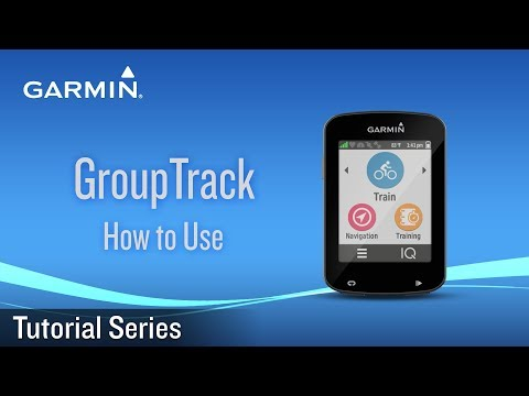 Tutorial - How to Use GroupTrack