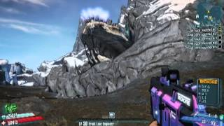 Borderlands 2: Doc Mercy & Infinity quick farming shortcut