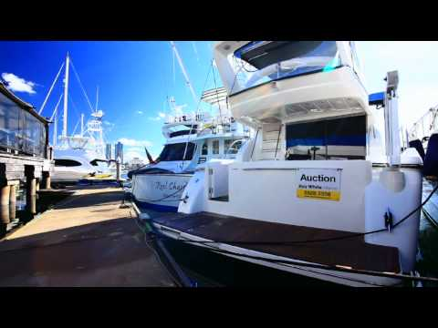 Dyna 48 FlyBridge Marina Mirage Seaworld Drive  Main Beach by Mark Ali