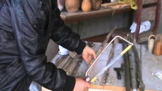 Mestre Mestrinho ensina - Como fazer um Berimbau