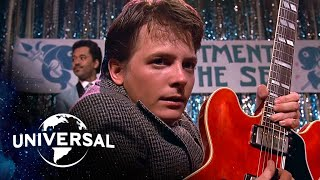 Back to the Future | Marty McFly Plays