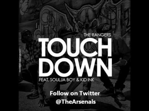 The Rangers - Touchdown (Feat. Kid Ink & Soulja Boy) INSTRUMENTAL (Prod. By The Arsenals)