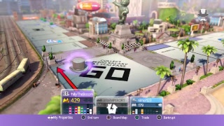 Monopoly {Family Fun Pack} ~ We Are Going To Take Jacob