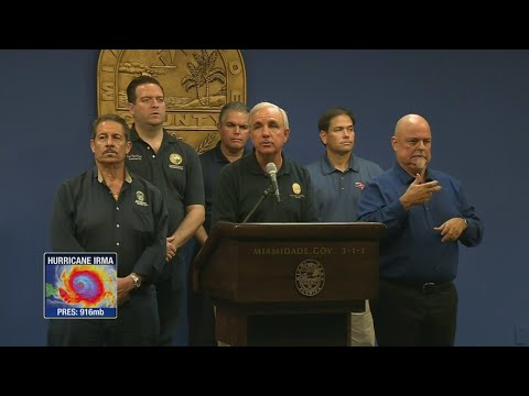Miami-Dade Issues Mandatory Evacuation Order For Coastal Cities