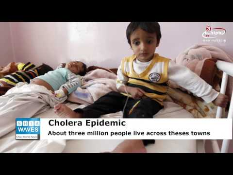 UNICEF: Cholera epidemic suspected cases rise to 17,000,209 deaths in Yemen