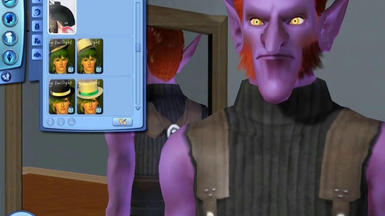 The Sims 3 Create a Sim Troll from WOW