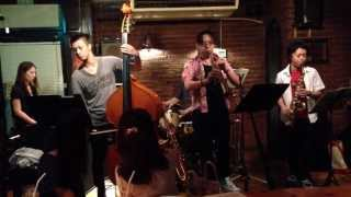 Mononoke Hime music performed by The Ghibli Jazz Project