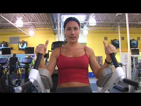 captains chair exercise 2 vibrating gaming ab workout in the youtube