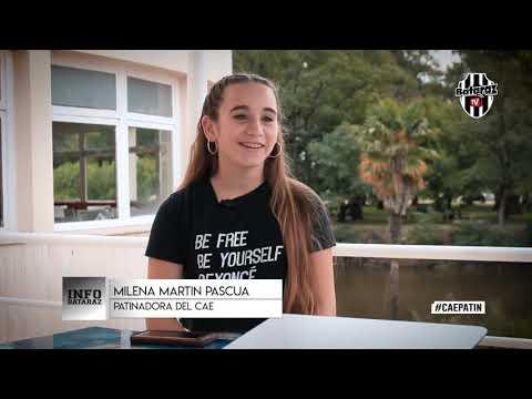 Info.Bataraz: Entrevista a Milena y Mauricio
