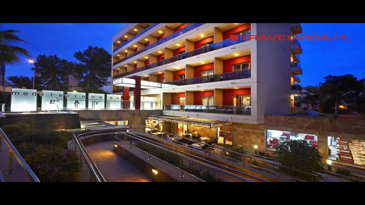 Hotel Mediterranean Bay - El Arenal - YouTube